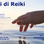 Corsi di Reiki di 1° livello a Milano e a Lavis (TN)